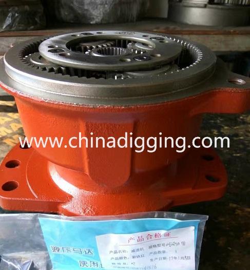 Sunward SWE50 swing gearbox assy