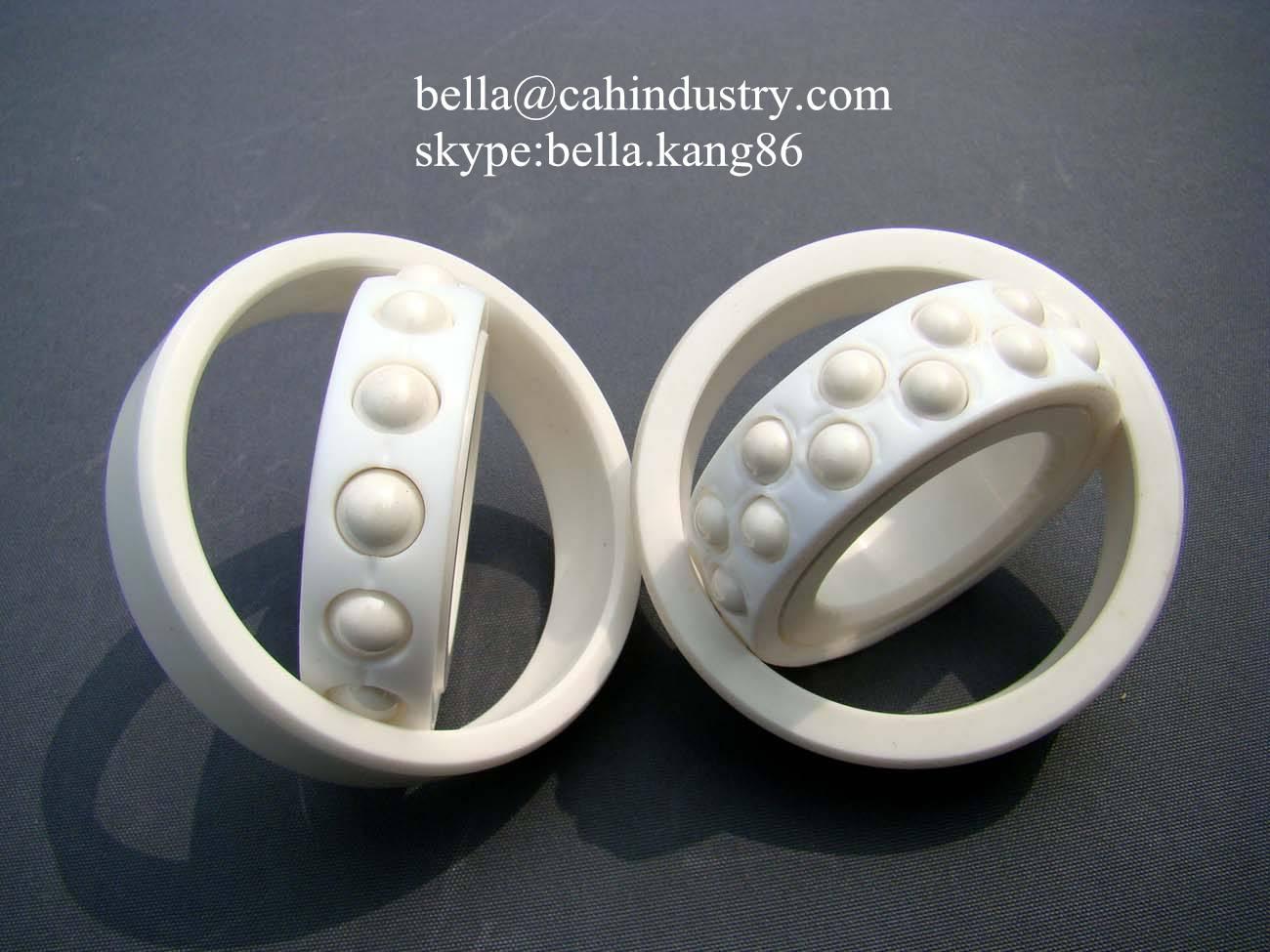 ceramic deep groove ball bearing 607CE/627CE/637CE/687CE/697CE