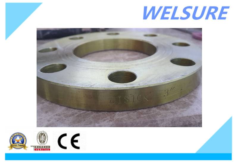 Anti-Rust Paint SS400 3'' Flange