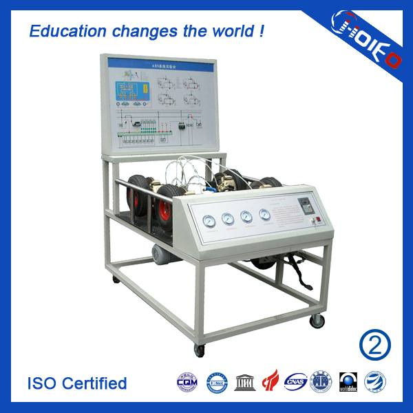 ABS Training Set,Automotive System Model Training Device,Car Driving Section Simulation,Educational