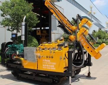 Multipurpose Full Hydraulic MDL-80 Core Drilling Drilling Rig
