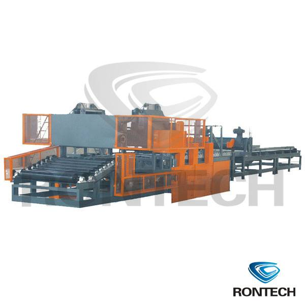 Independent mineral wool blanket stitching machinery