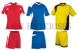 Customize Soccer Uniform