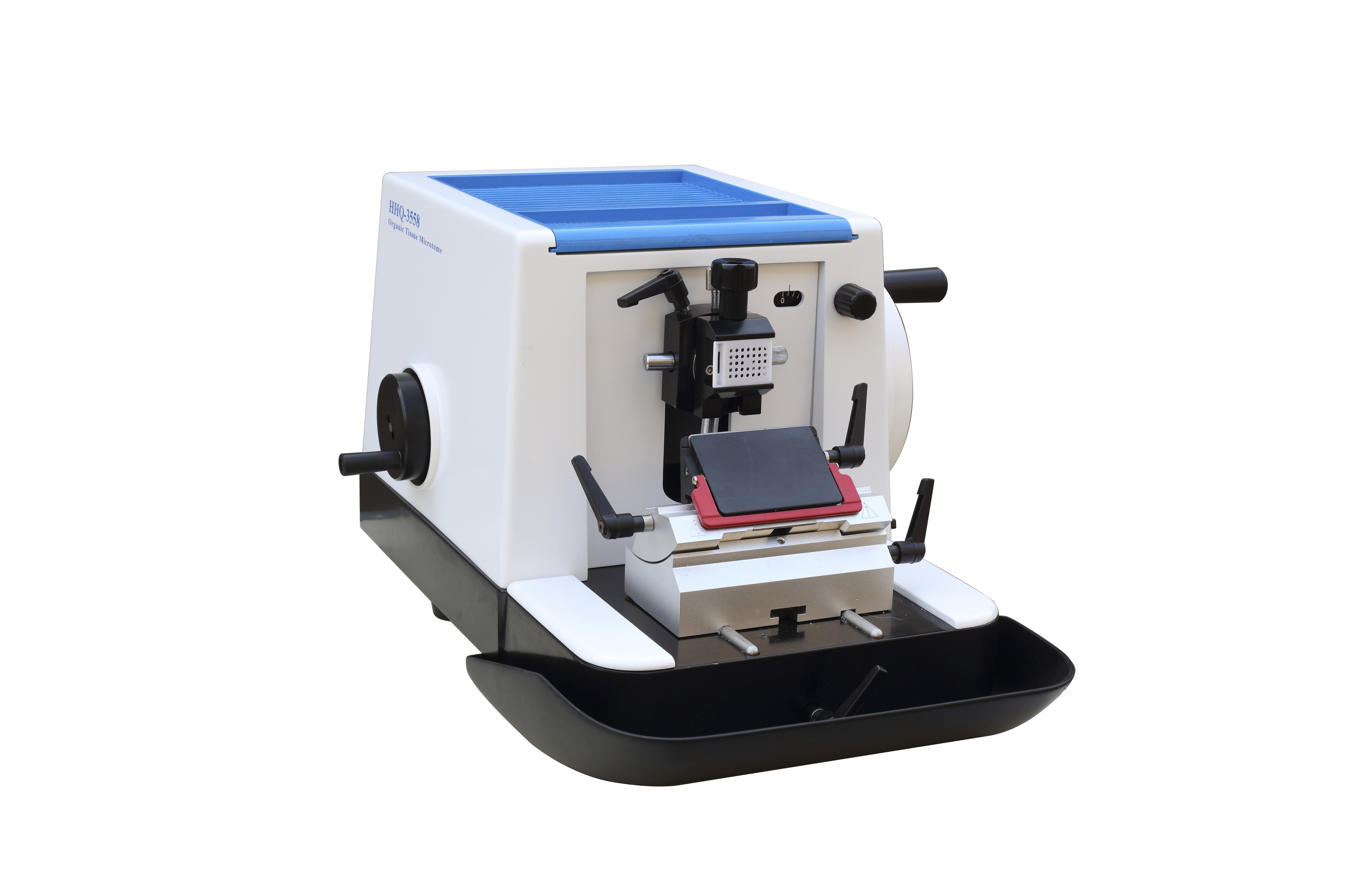 Model HHQ-3558 Medical Rotary Microtome