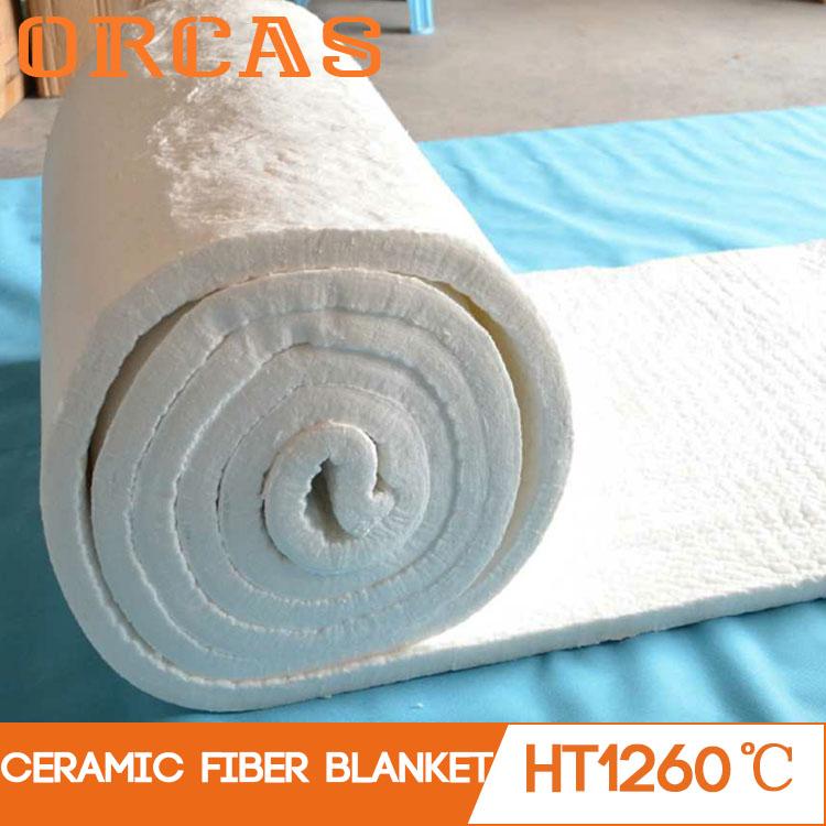 Wholesale china blankets insulation ceramic fiber blanket 1260