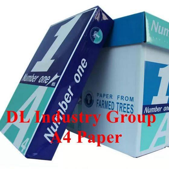 A4 Copy paper virgin pulp 80gsm 70gsm 60gsm
