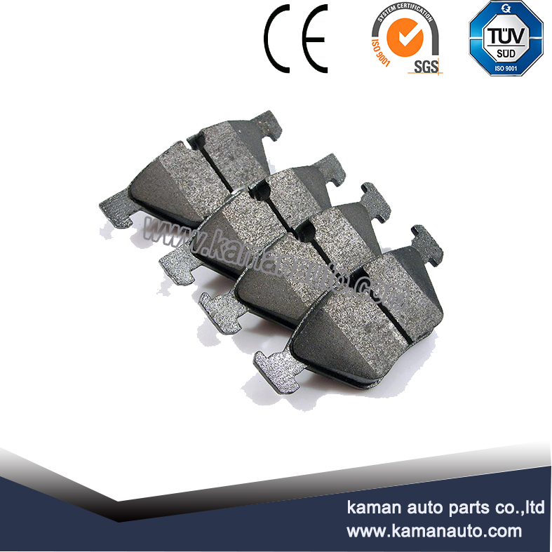 Semi Metallic Brake Pad use for TOYOTA