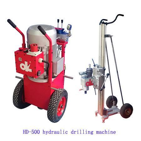 Core Drilling Machine HD-500