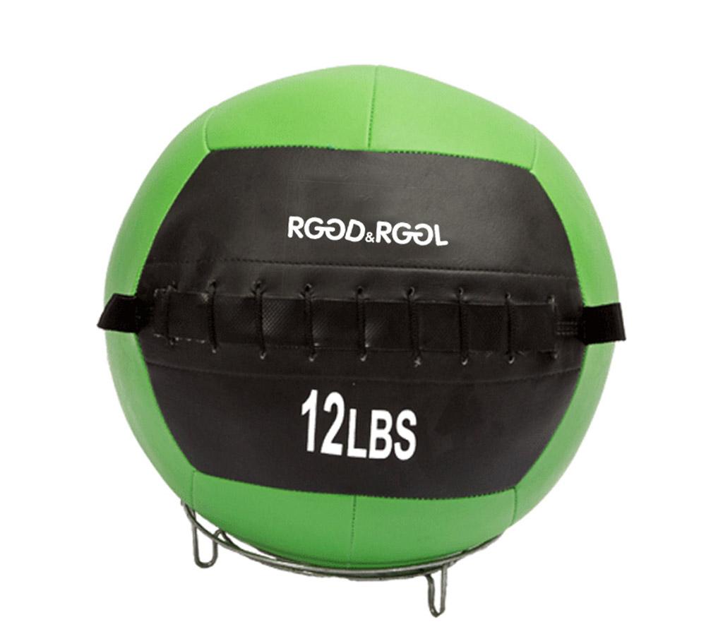 Customized Personalized Cheap Slam Leather Pu Medicine Wall Ball