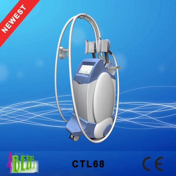 Multifunction weight loss machine CTL68/Cryolipolysis+lipolaser+cavitation+RF