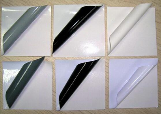 Super quality car sheet cover slef adhesive vinyl film stickers Feature 1) The PVC film of good in