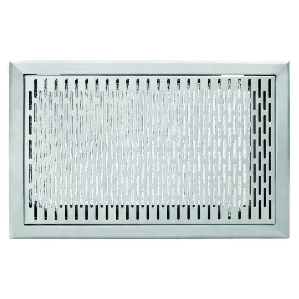 STAINLESS STEEL AIR GRILL