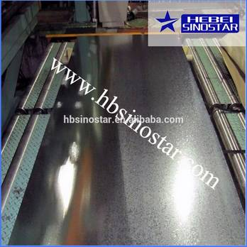 Galvanized Steel Sheet Galvanized Steel Plate