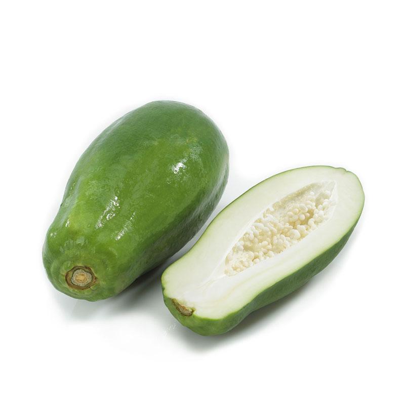 Frozen Green Papaya