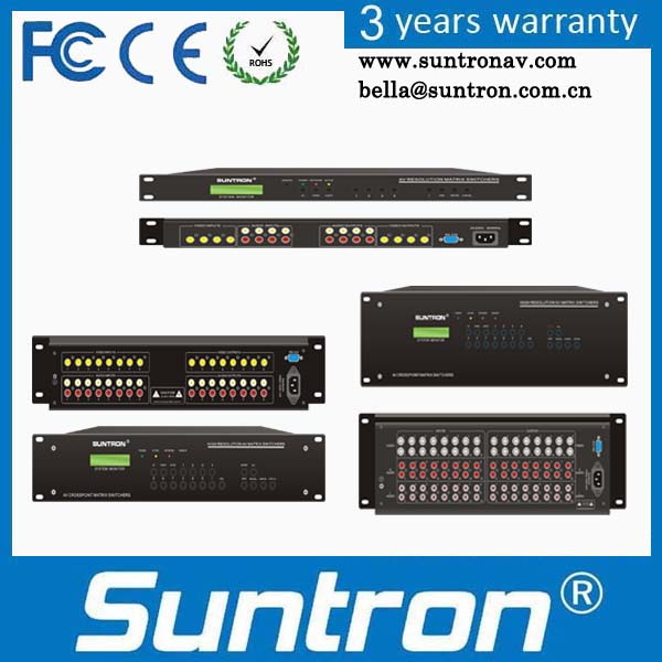 SUNTRON Professional AV Matrix Switcher