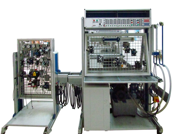 Hydraulic Control Test Bench