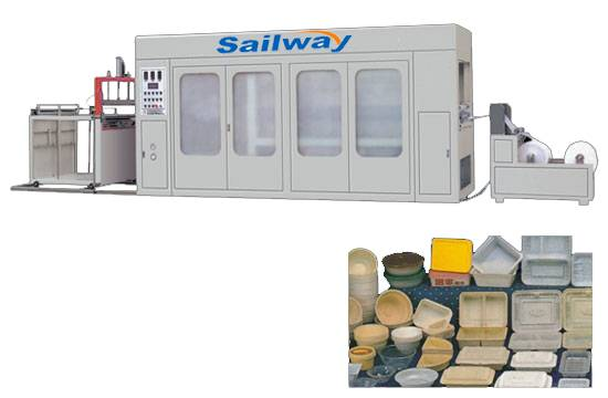 SW50-68/90S High-Speed Vacuum Forming machine