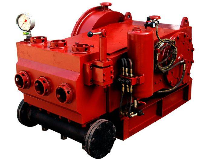 ZJB/BP-55(A);90(A) High-Pressure Grouting Pump with Frequency-Conversion