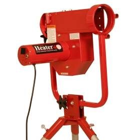 Heater Pro Curve Baseball Pitching Machine