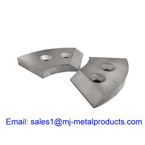 Tungsten Carbide Sector Tips
