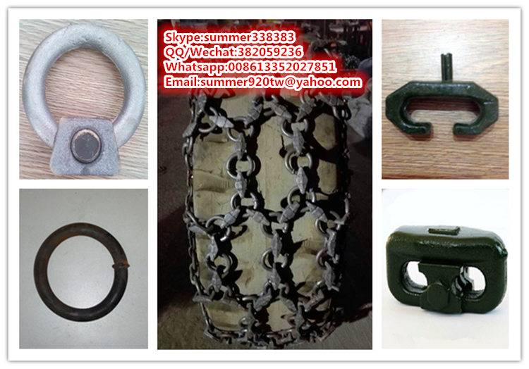 18.00-25 tire protection chain used in mining