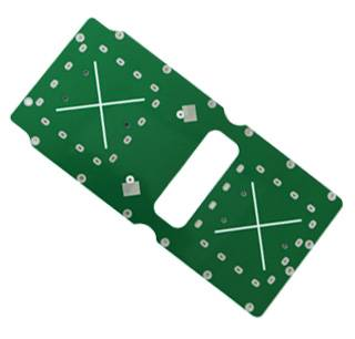 RO4003C ROGERS immersion tin electronic PCB circuit board
