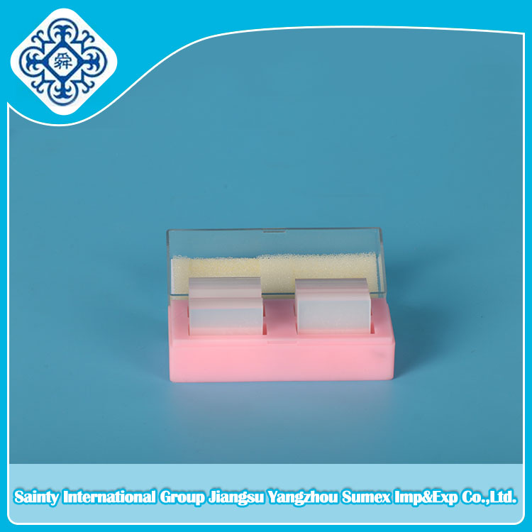 Disposable Cover Glass Microscope Slide for lab use