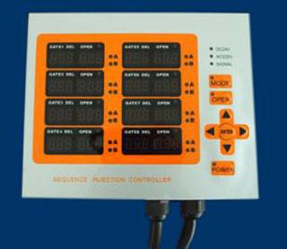 Sequential controller manufacuture,Hot runner timer controller, MDS800
