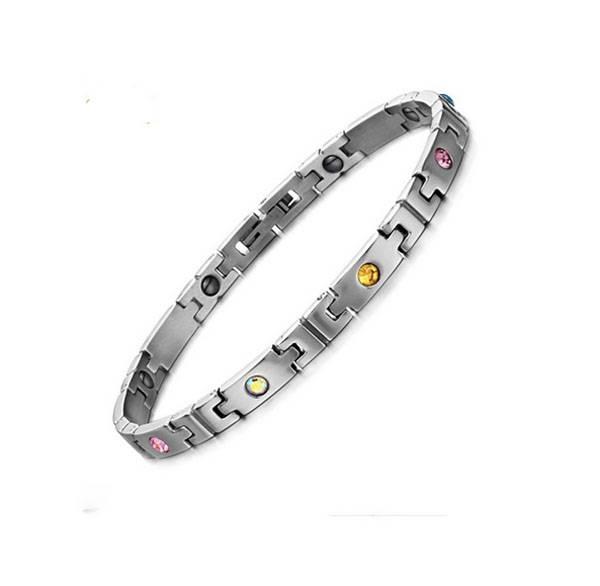 Wholsales magnetic health braclet ,magnetic bracelet benefit