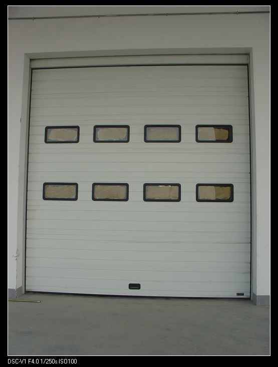 High Quality Industrial Vertical Sliding Doors