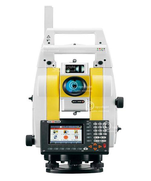 GeoMax Zoom80 2 Servo Total Station