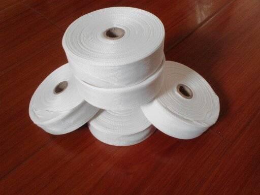 Polyester shrinking tape