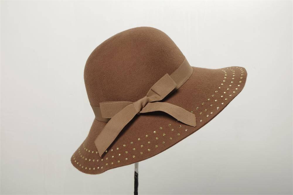 Wool Felt Hat (FW012389)