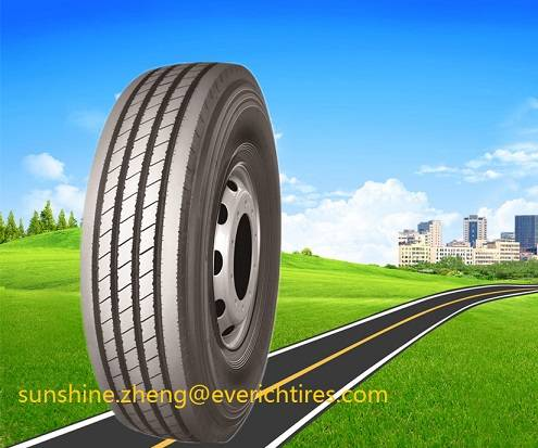 Good Quality and Low Price TBR Tyre, 12r22.5, Trailer Tires, Truck Tyres