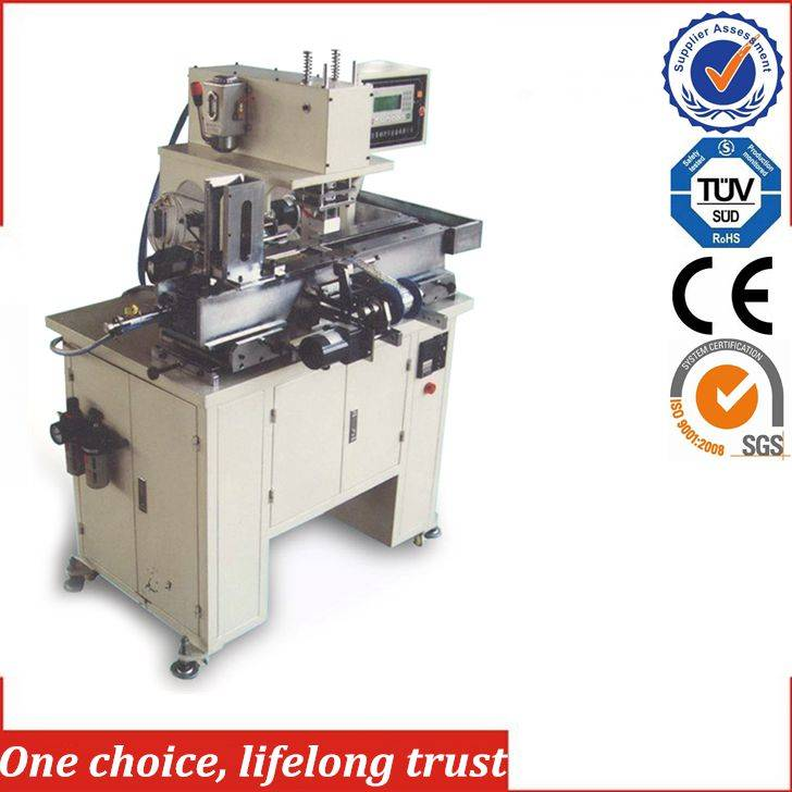 TJ-81 automatic card hot foil stamping bronzing machine