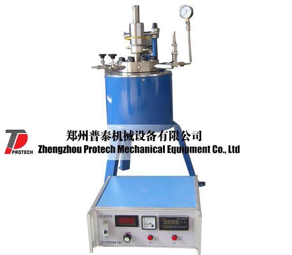 Stainless steel high pressure lab reactor
