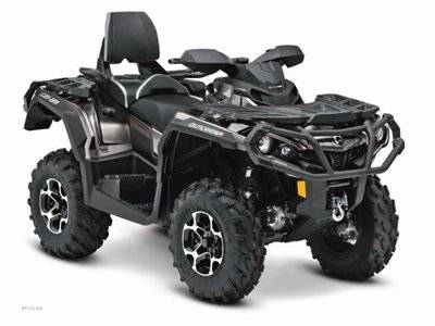 2016 Can-Am Outlander MAX Limited 1000
