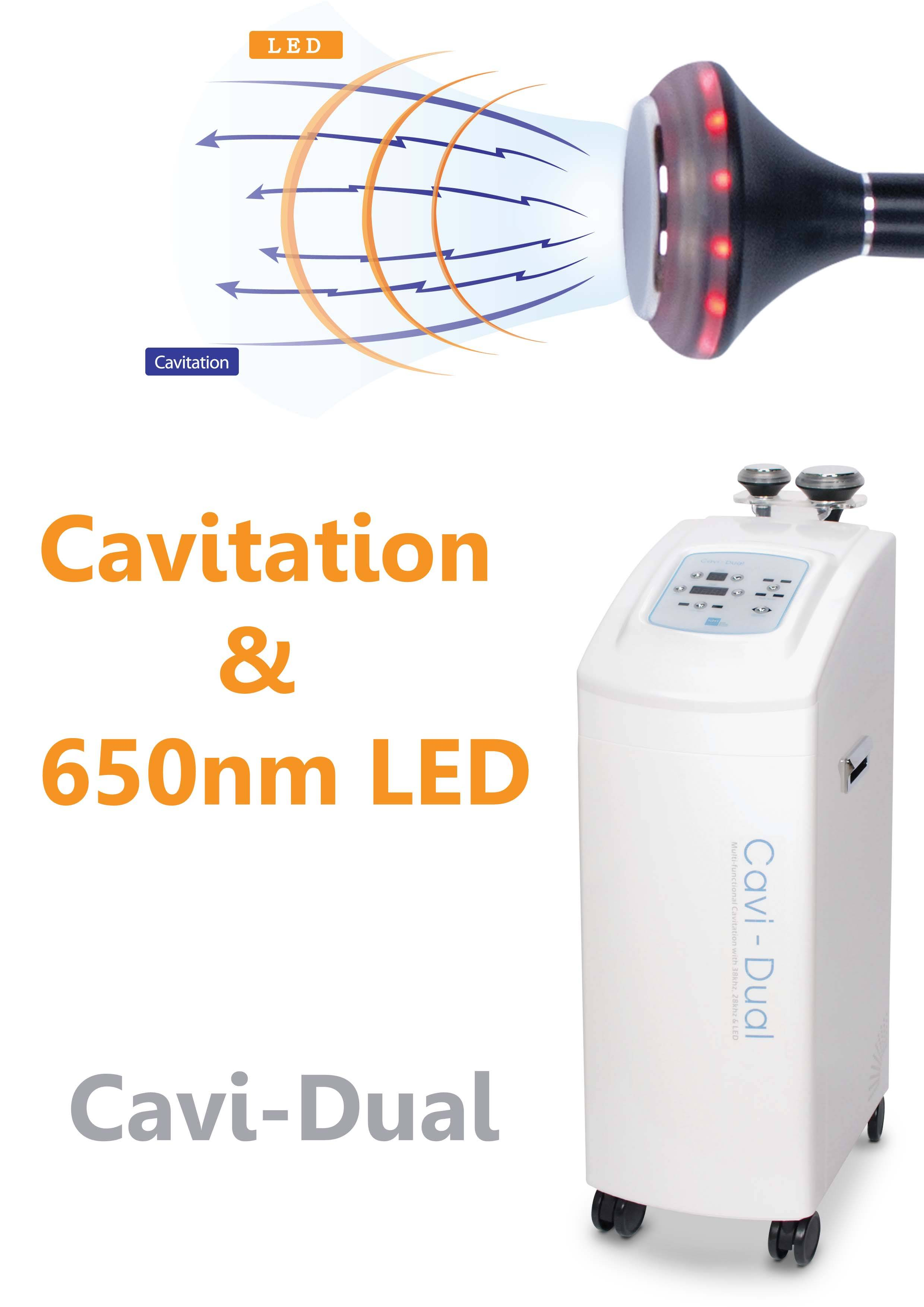 NEW 2016 Cavitation Body Slimming Cavi-Dual