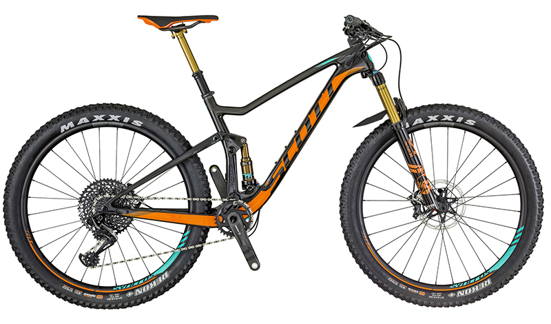 2018 Scott Spark 700 Tuned Mountain Bike