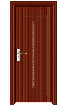 Soundproof PVC New Design Interior Door (MP-018)