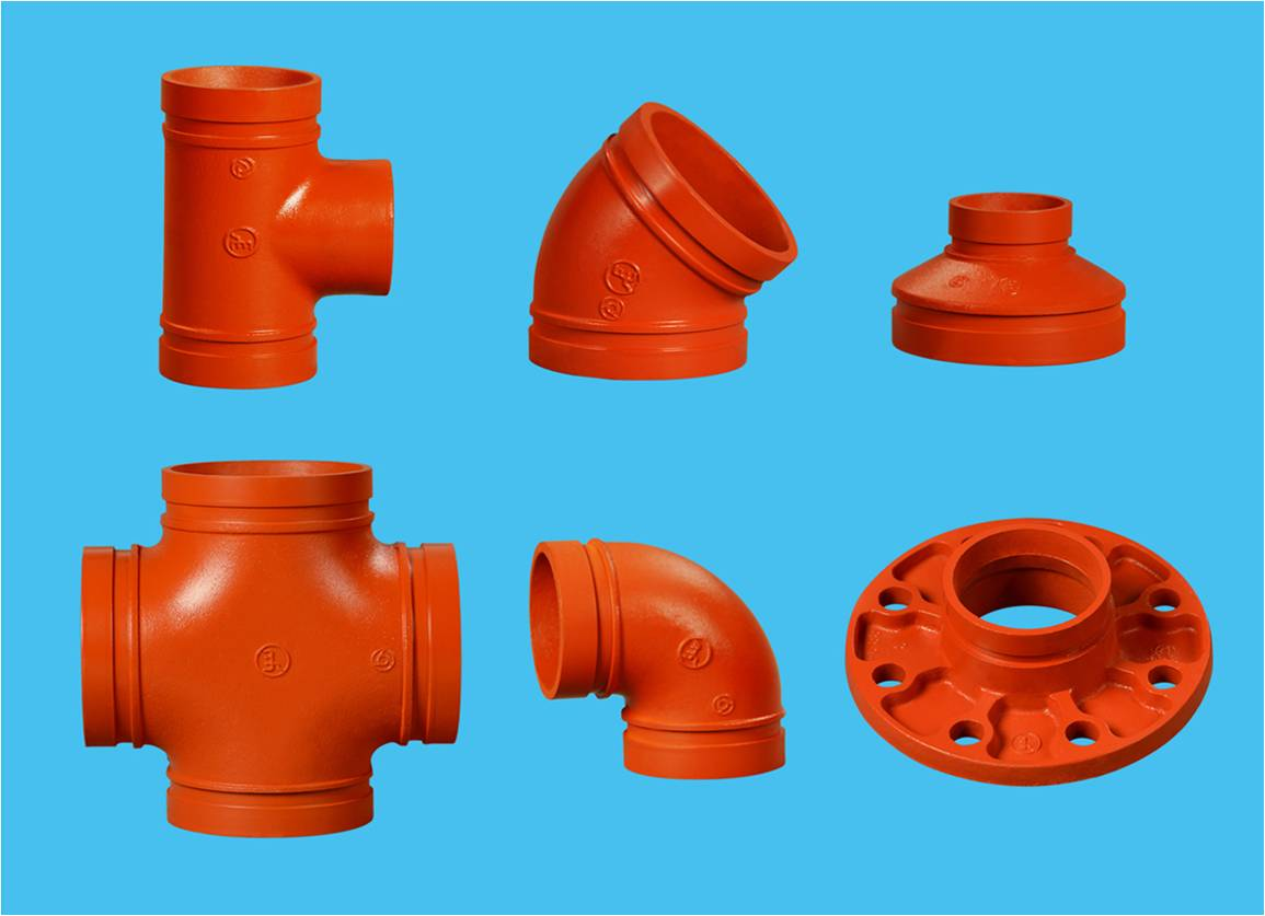 Supply grooved pipe fittings - grooved pipe fittings manufacturers - complete specifications