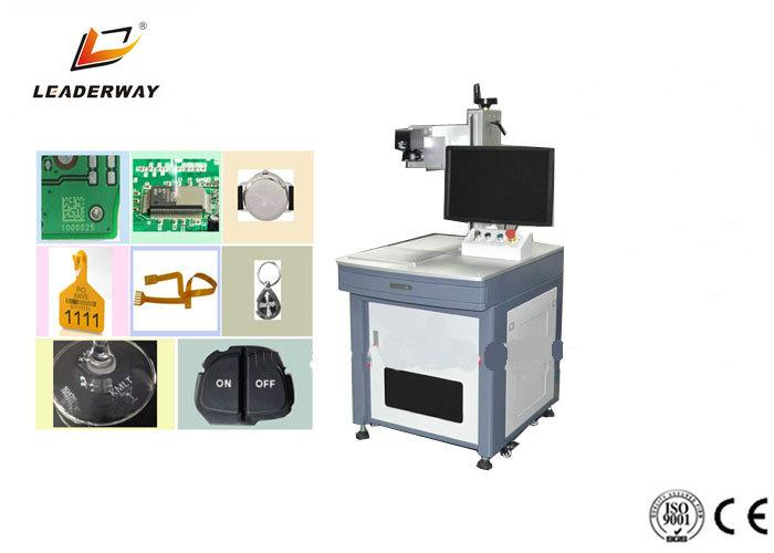 Making Code On PCB UV Laser Marking Machine In SMT Line