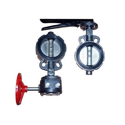 butterfly valve JIS ANSI CLS