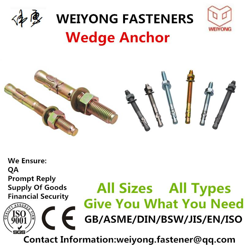 Wedge Anchor