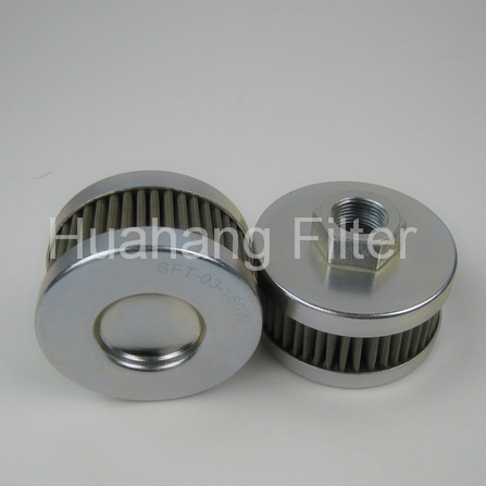 Equivalent Stainless Steel Wire Mesh SFT-03-150W 150 Mesh Suction Oil Filter Element Taisei Kogyo
