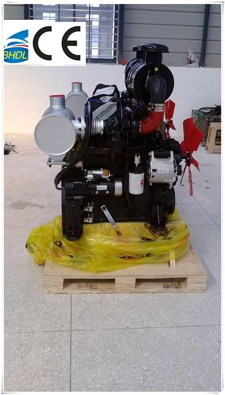 Cummins Diesel Engine 80hp 4bta3.9