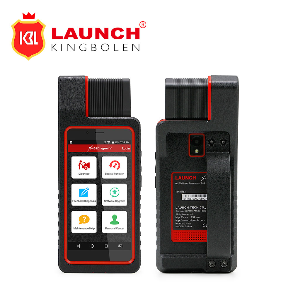 Launch X431 Diagun IV with Wifi Bluetooth Diagnostic Tool with 2 year Free Update X-431 Diagun IV be