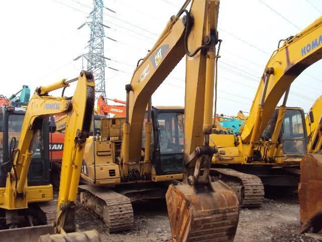 Used Crawler Excavators Cat 312C