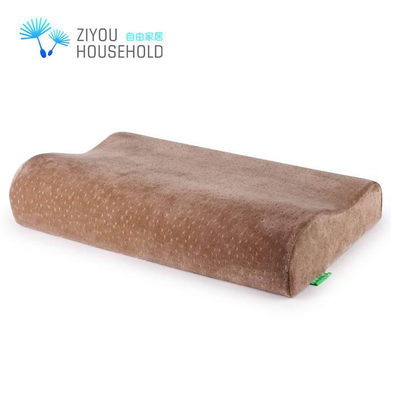 Economic Memory Foam Pillow Bedding Pillow
