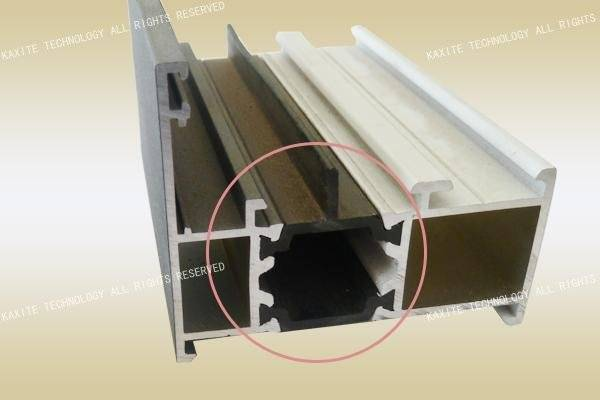PA6.6 25% fiberglass heat break strip for aluminium window profiles